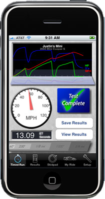 How to Turn your iPhone into a Dyno with Dynolicious!