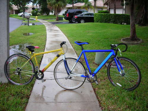 DIY - How to Make a Tandem Twin Bicycle with Two Bikes!