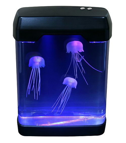Jellyfish Mood Lamp!