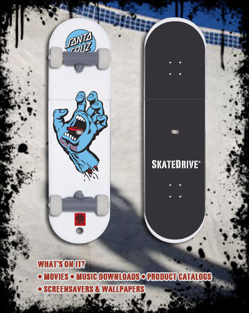 Skateboard USB Flash Drive!