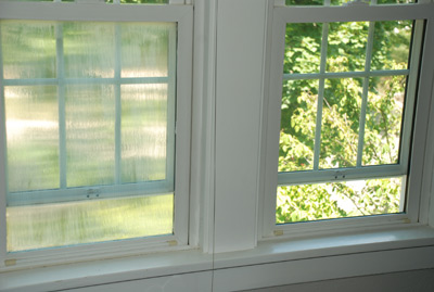 DIY - How to Tint/Glaze your Windows for Privacy under $20!