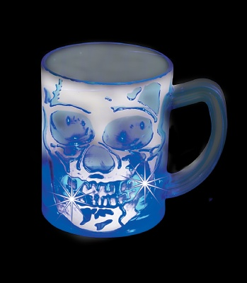 Pirate LED Mug lets you drink Coffee in a Power-outage!