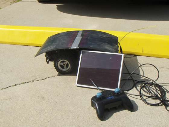 DIY - How to Hack your own Solar RC Car!