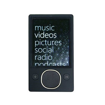 ZUNE 120 GB Digital Player (with Cable