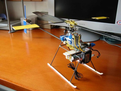 DIY - How to Make your own RC Helicopter!
