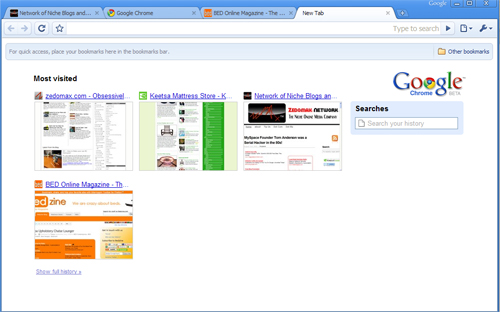Google Chrome Browser Launched by Google!