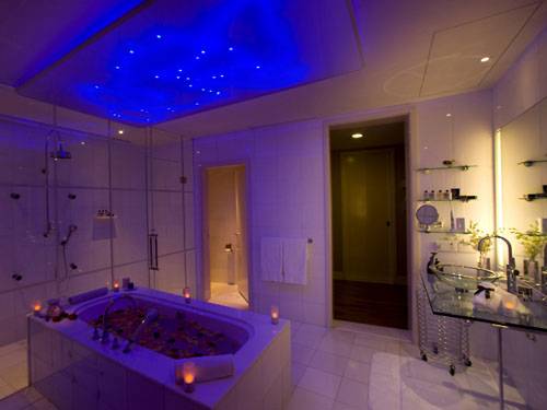 bathroom ambient lighting philips shows their ambient lighting and ambilight tv 10198