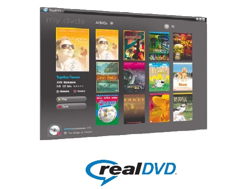 Real dvd player download.