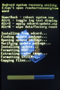 how to root phone manually
