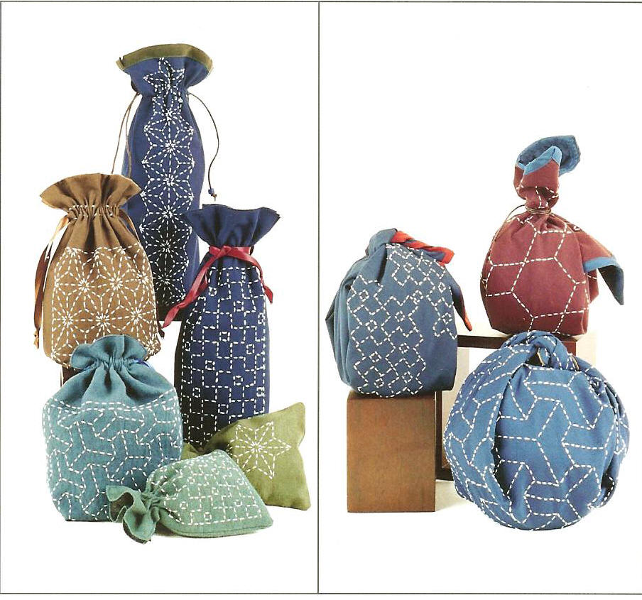 Christmas DIY Wrap Your Gifts With Furoshiki