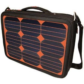Voltaic Generator Solar-Powered Laptop Bag Review!