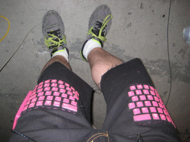 keyboard-shorts