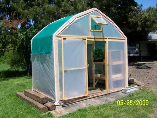 Greenhouse Plans - Choose From 20 Plans to Build a Greenhouse