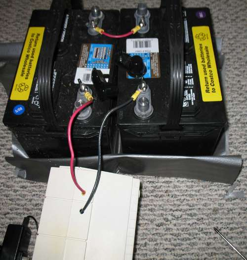 Adding Extra Connections For Car Battery