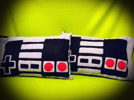 NES-pillow