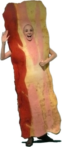 bacon-costume