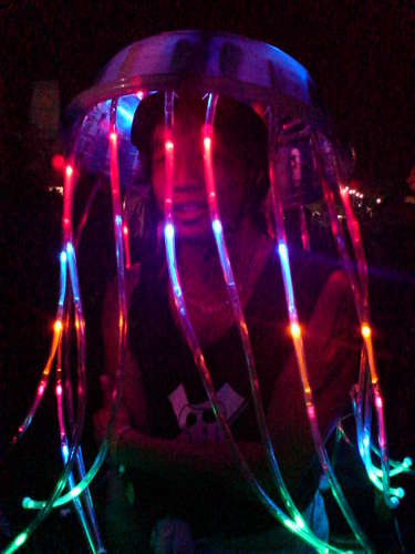 led-jellyfish