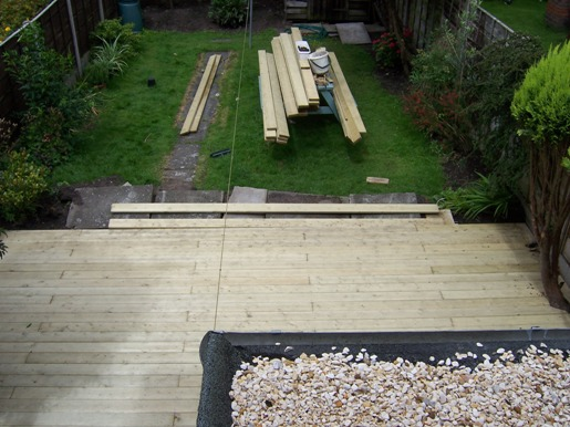 Backyard Decks Diy : howtobuildadeck