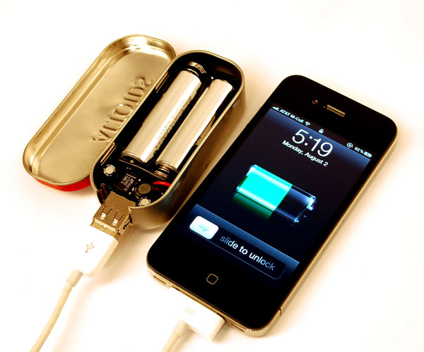 diy usb charger kit for iphone 4