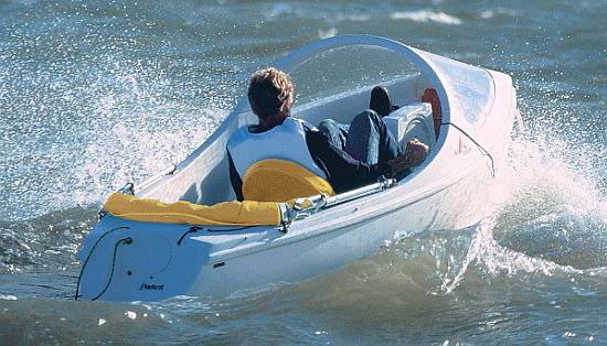 Nauticraft Escapade English Channel Pedal Boat Now On Sale