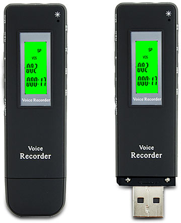 Voice Recorders Usb
