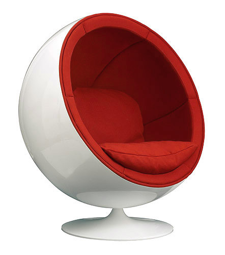 Egg chairs Egg pod ball chair