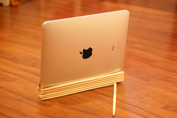 ipad-stand-with-chopsticks