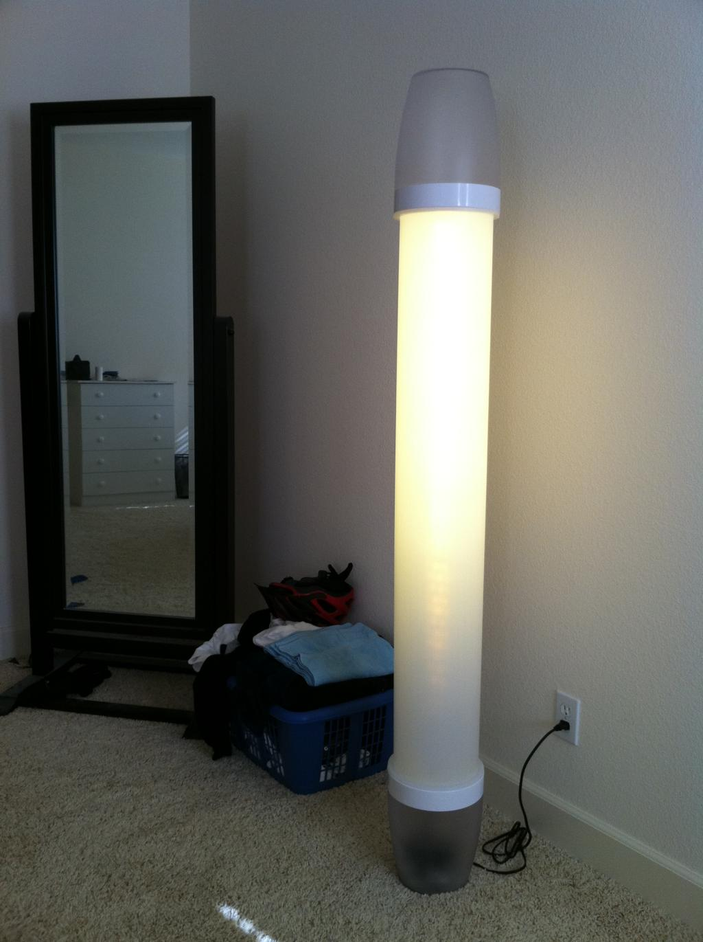 Diy Remote Controlled Dimmable Led Lamp