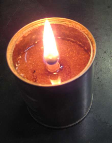 diy-bacon-oil-candle