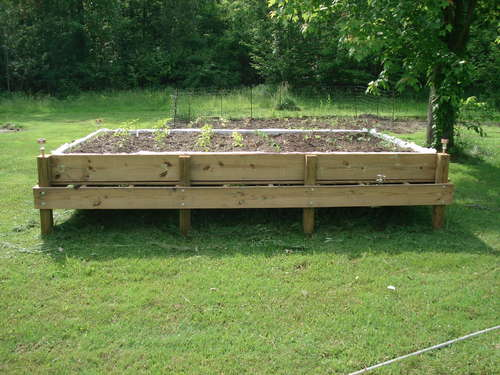 Garden DIY – How to Make a Raised Bed Garden! | zedomax.