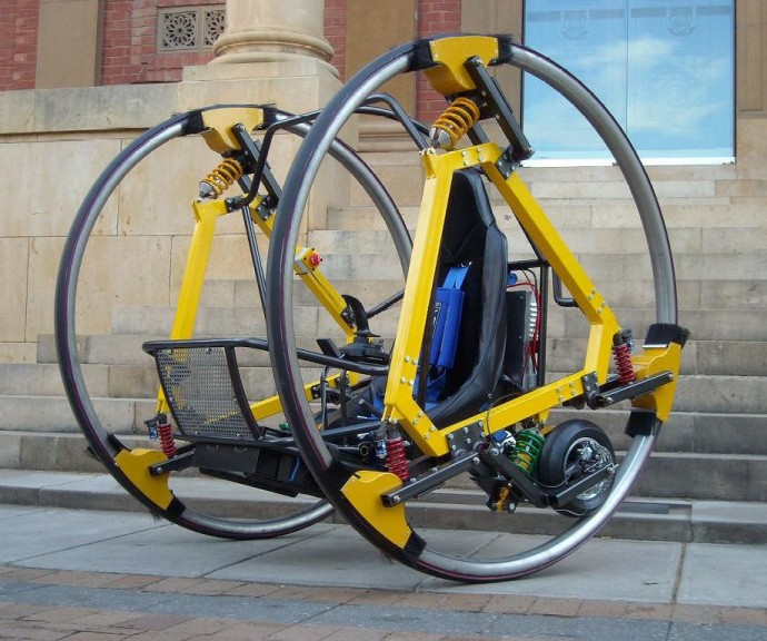 electric-diwheel-vehicle