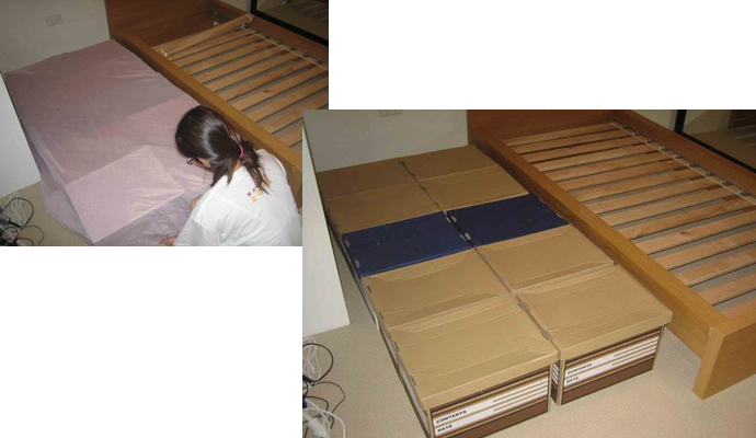 Bed Frame Alternative Better Than Boxspring